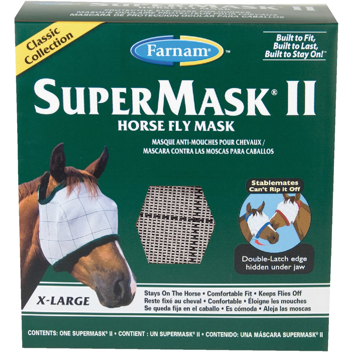 SUPERMSK 2 XL CLASSIC - 100504651 by Farnam Central Life