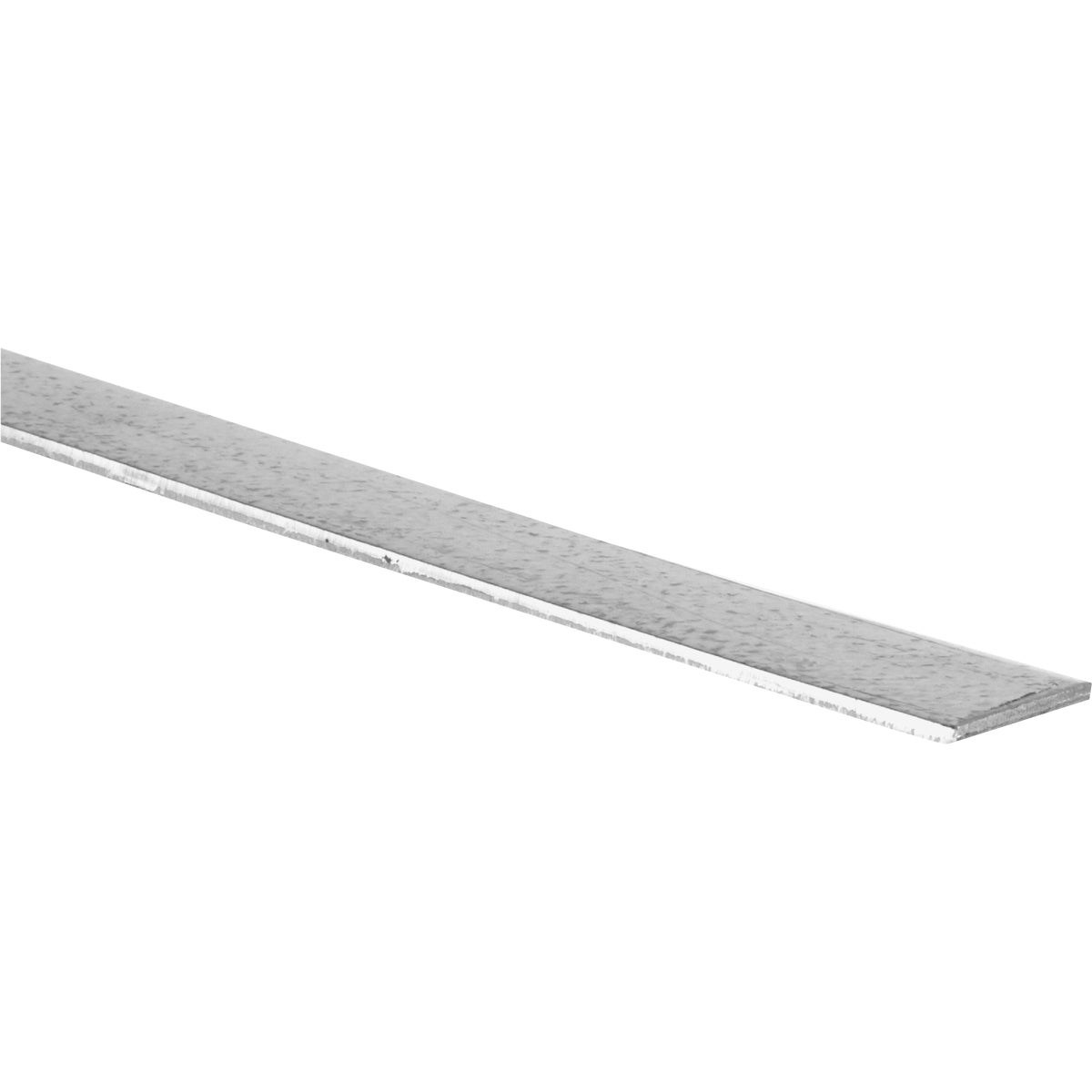 1X4' ZP STEEL FLAT PLATE - N180026 by National Mfg Co