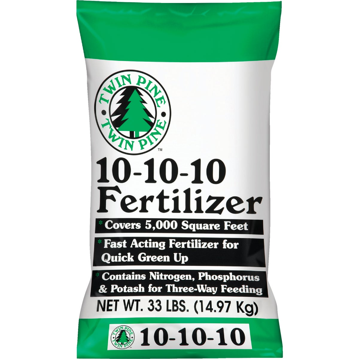 35LB 10-10-10 FERTILIZER - 7136 by Howard Johnsons
