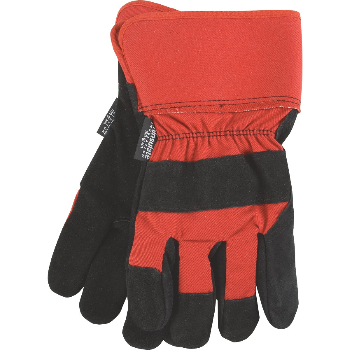 MED MEN'S COWHIDE GLOVE