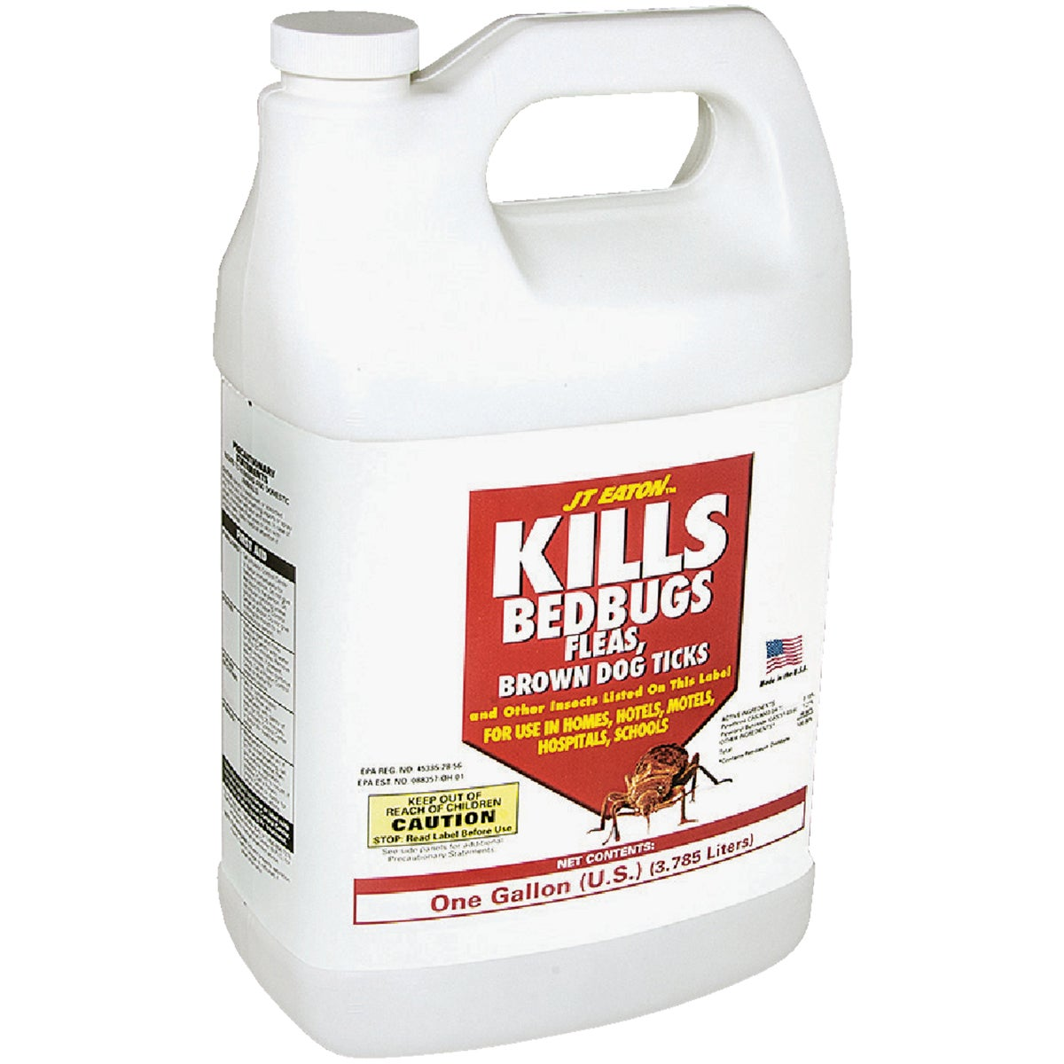 GAL OIL BAS BEDBUG SPRAY - 20401G by Jt Eaton & Co