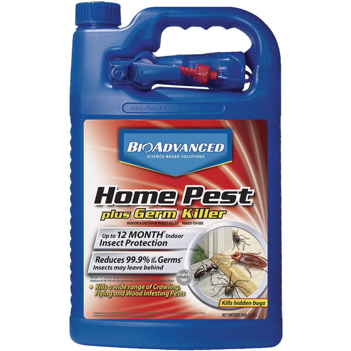GAL HOME PEST CONTROL - 700480A by Bayer Advanced Llc