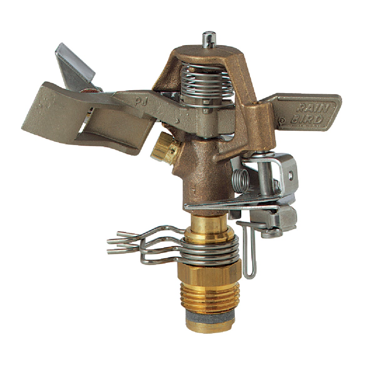 BRASS SPRINKLER HEAD - 25PJDA-C by Rain Bird Corp Consu