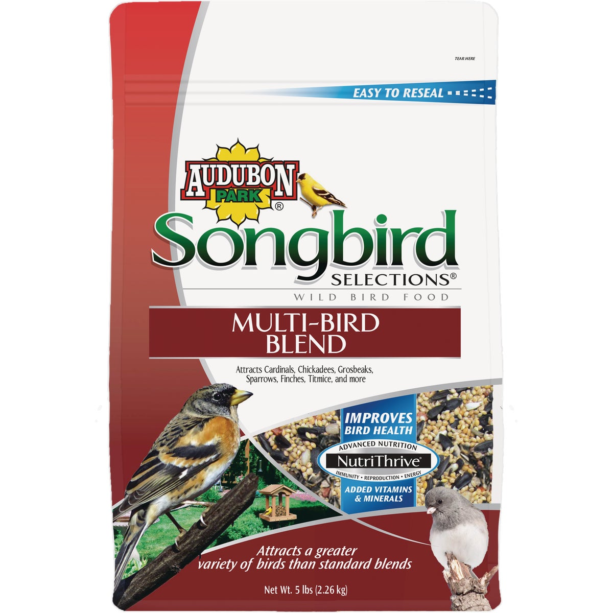 5LB WILD BIRD BLEND - 1022680 by Scotts Songbird
