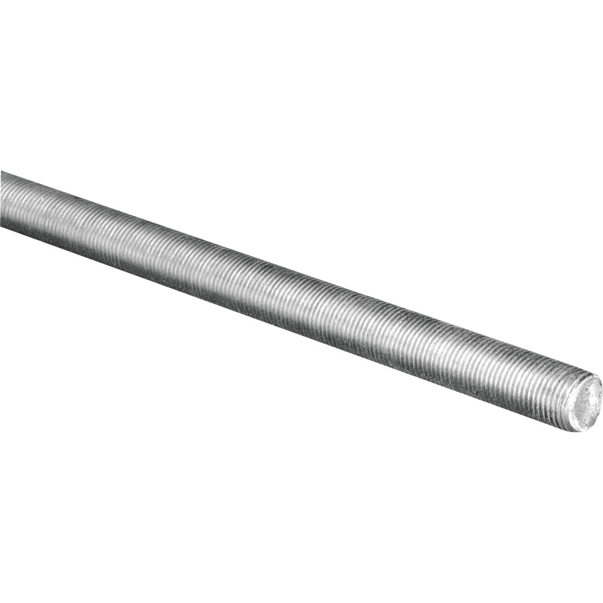 1/4-28X3' THREADED ROD - N218271 by National Mfg Co