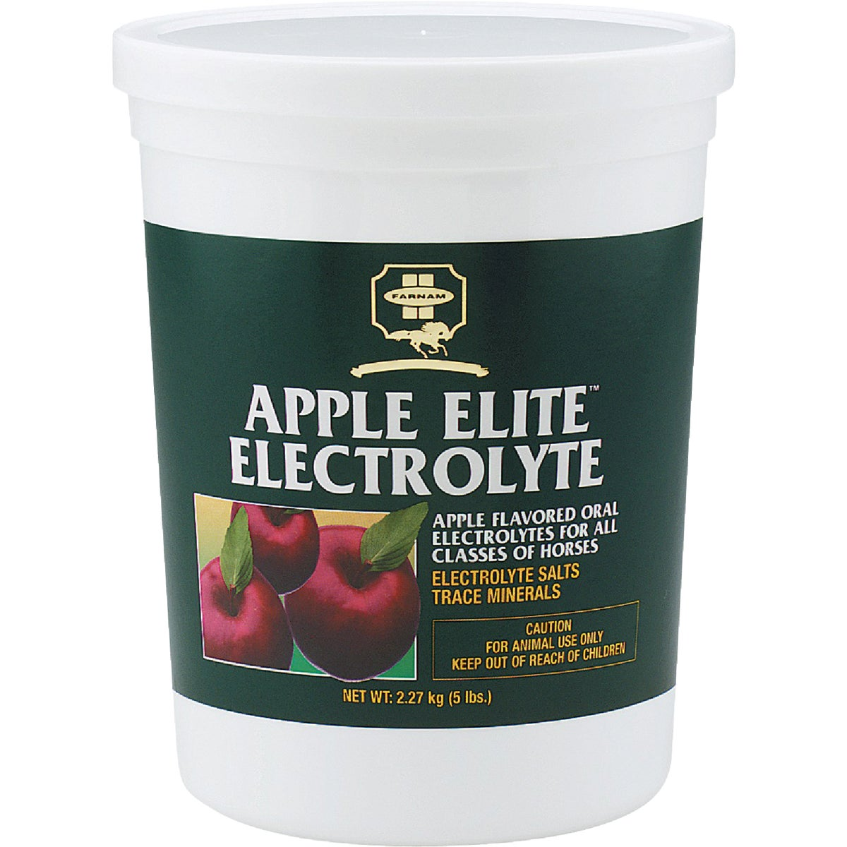 5LB APPLE ELECTROLYTES - 81110 by Farnam Central Life