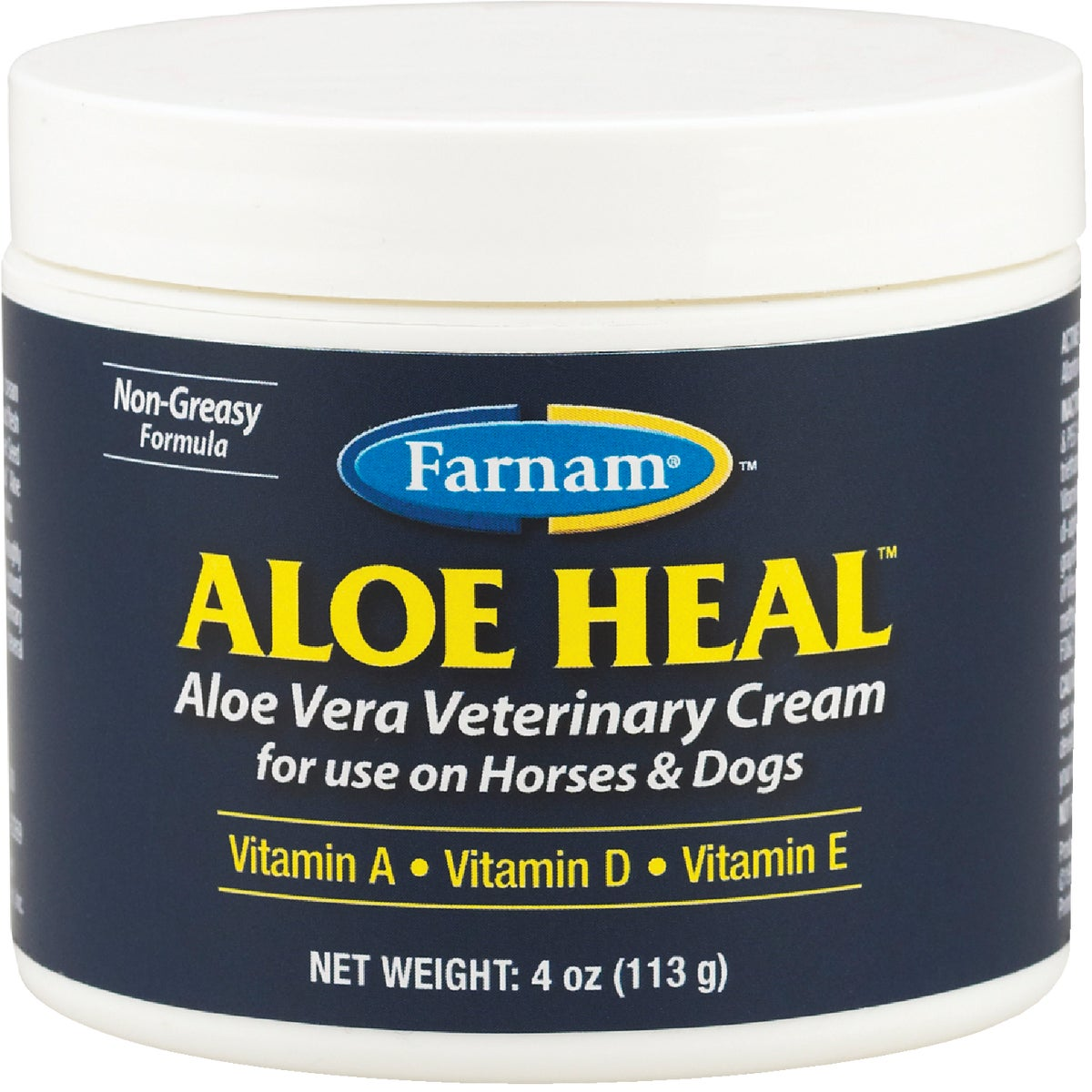 4OZ ALOE HEAL CREAM