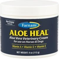 Farnam Central Life 4OZ ALOE HEAL CREAM 45404