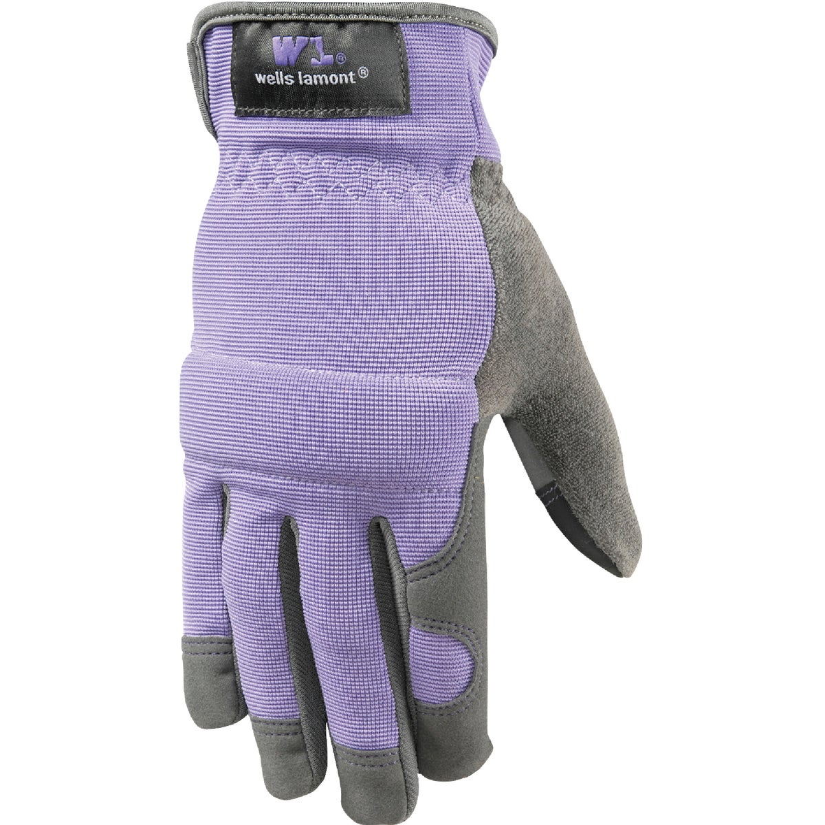 SML SYNTHETIC LTHR GLOVE