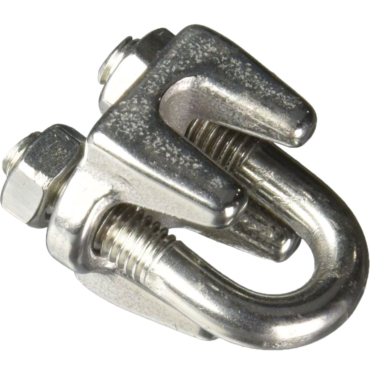 "3/16"" SS WIRE ROPE CLIP - T7633003 by Cooper Campbell Apex"