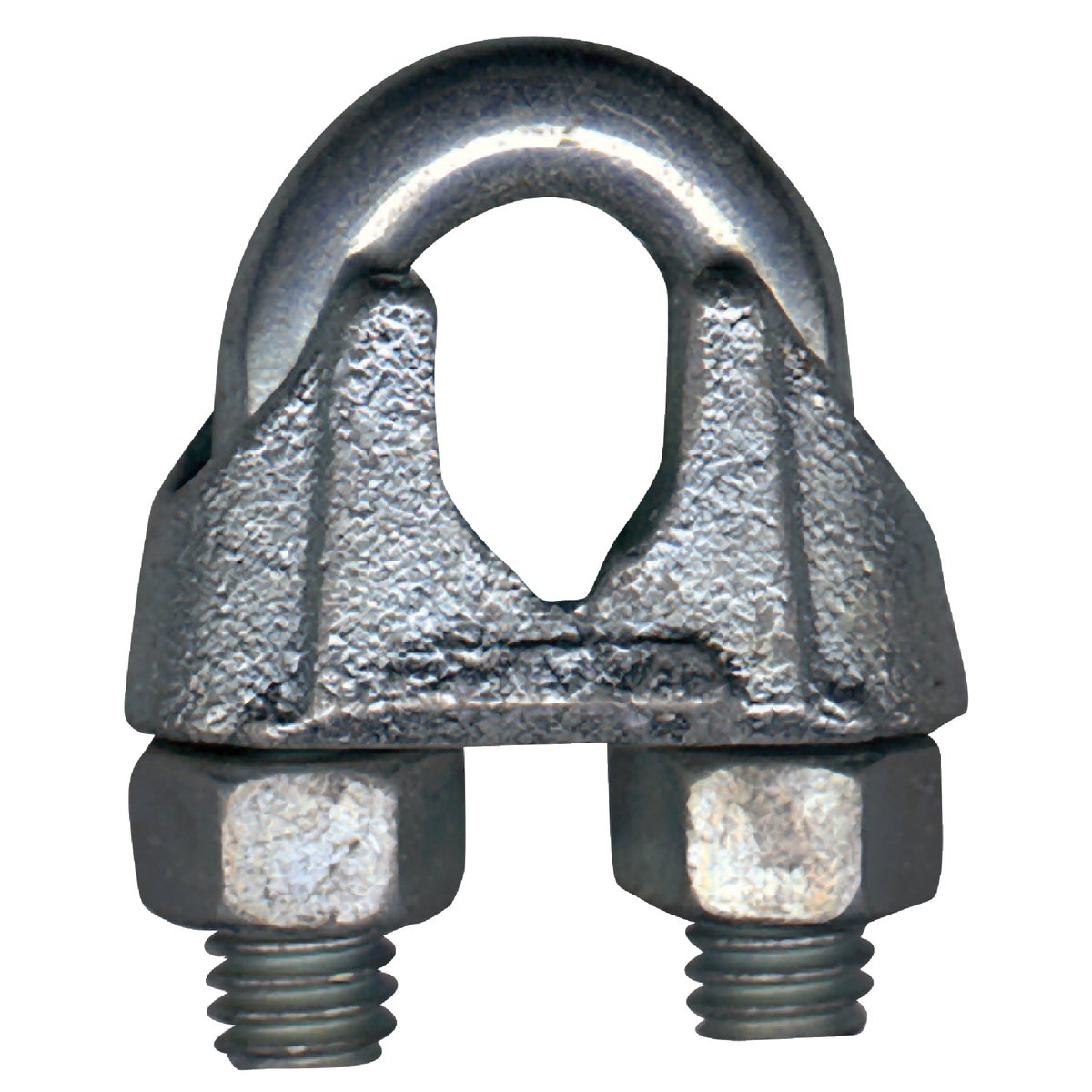 "1/4"" SS WIRE ROPE CLIP - T7633004 by Cooper Campbell Apex"