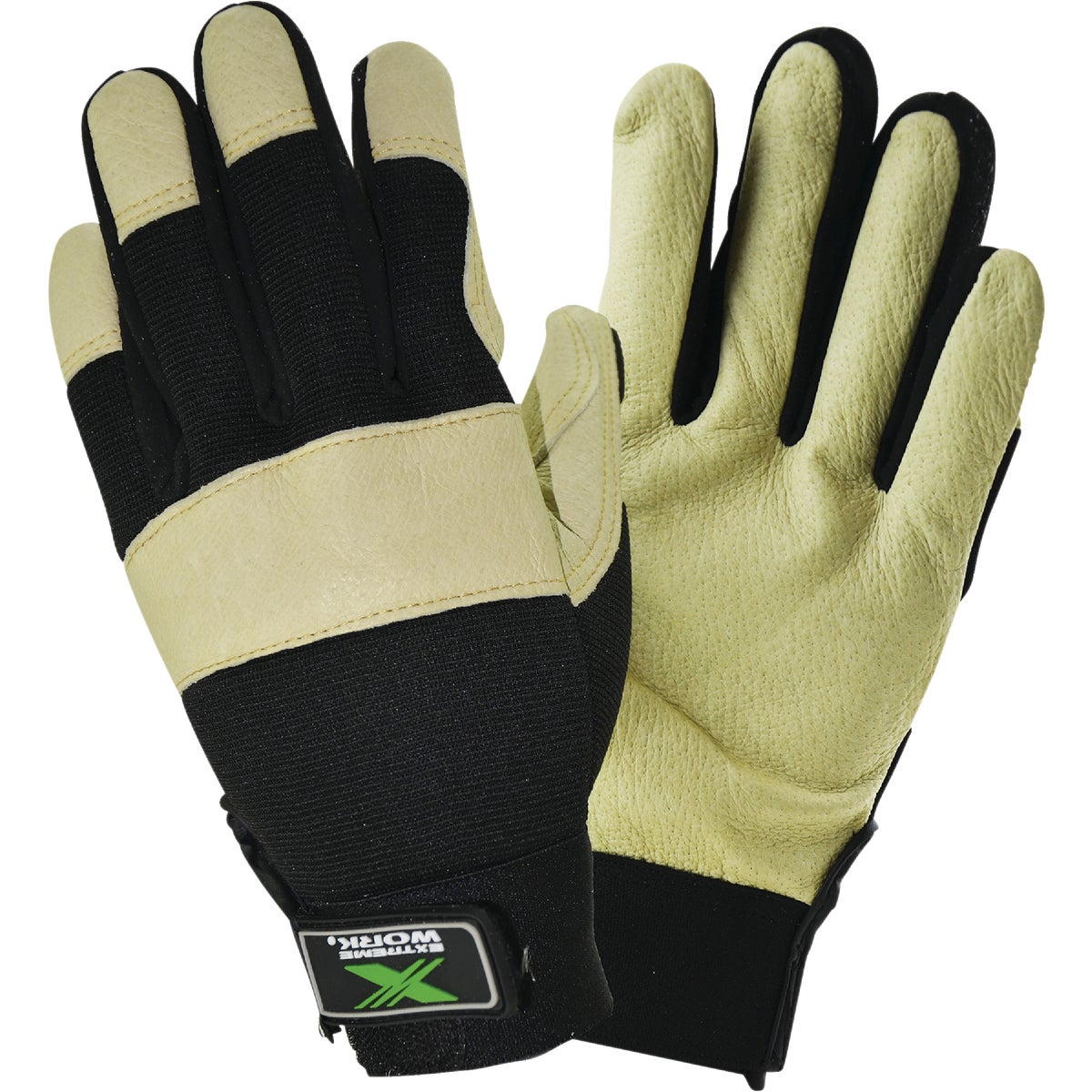 MED GRAIN PIGSKIN GLOVE - 3214M by Wells Lamont