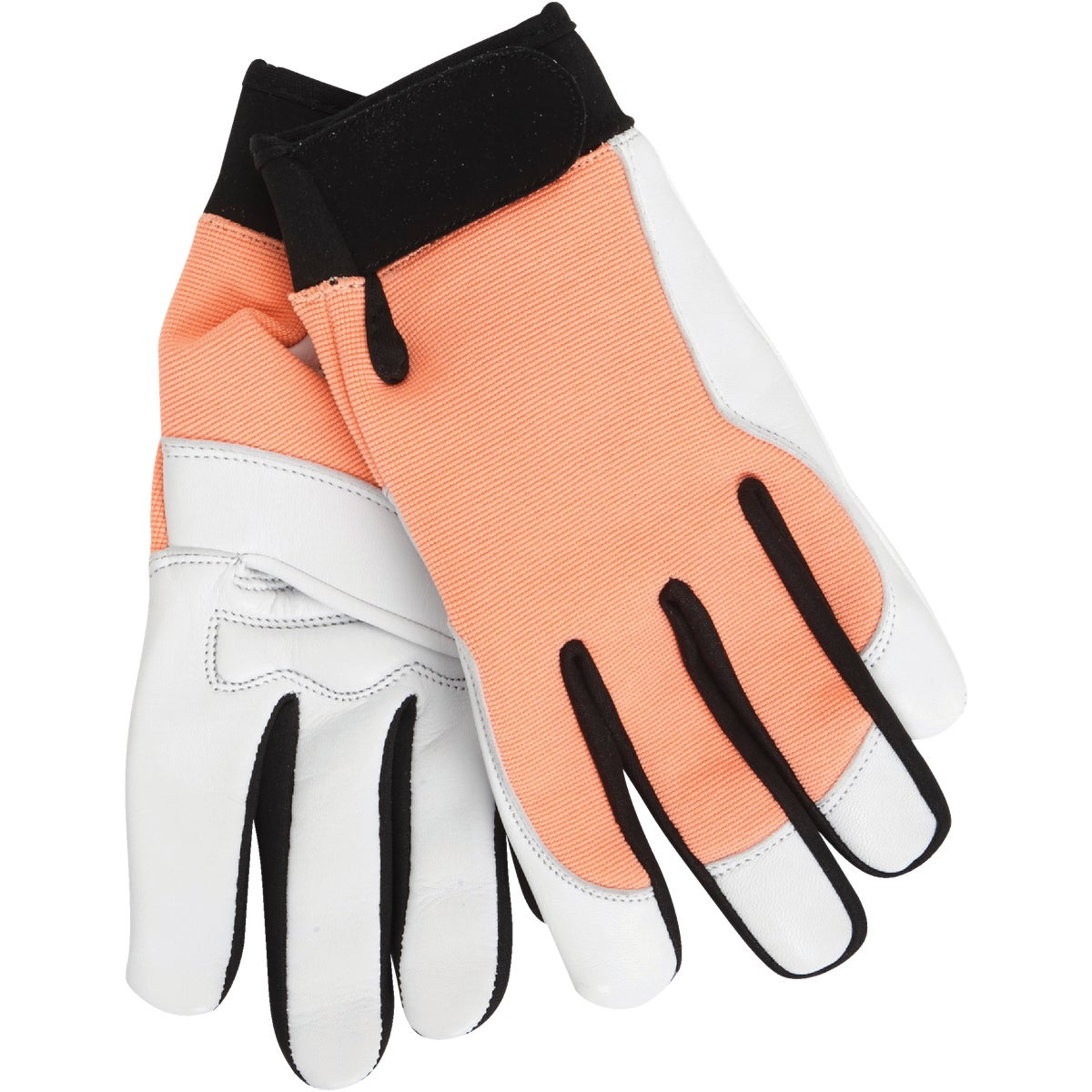 SML WOMENS SUEDE GLOVE