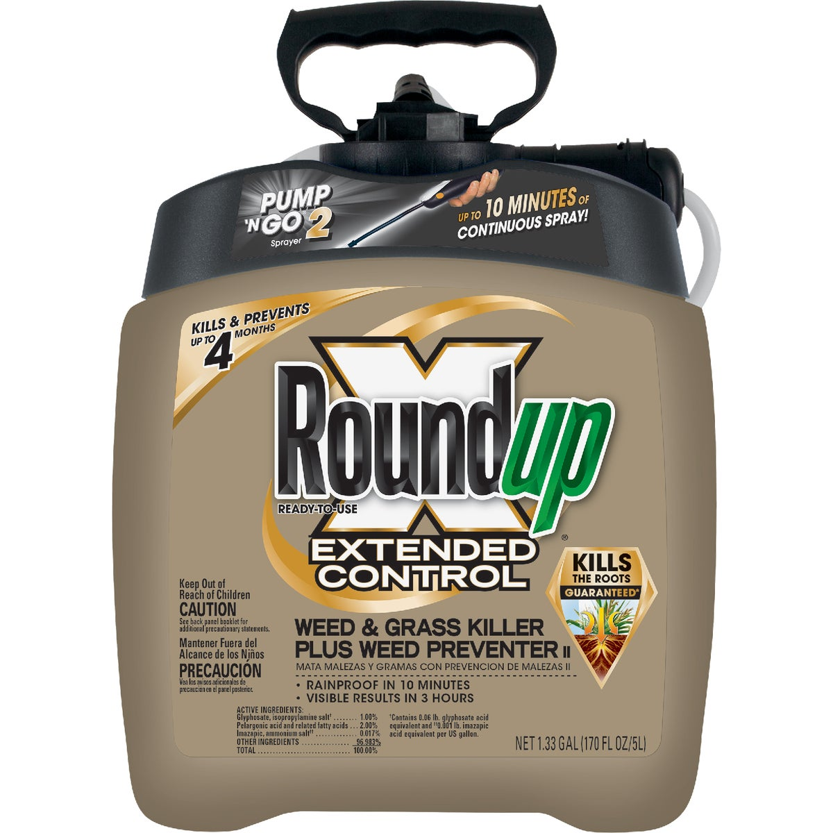 1.33G PNG EX CNT ROUNDUP - 5725070 by Scotts Company