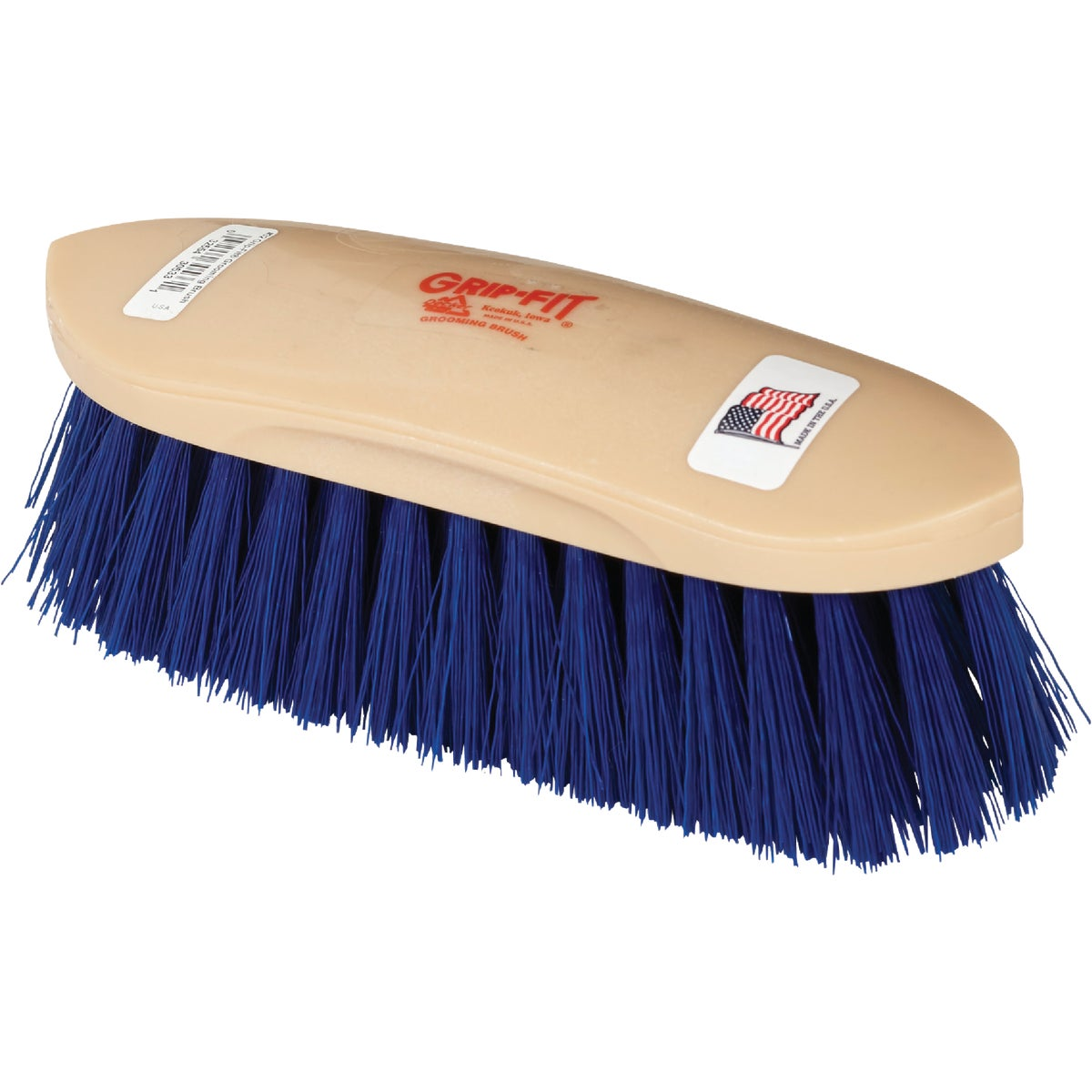 SYNTHETIC GROOMING BRUSH