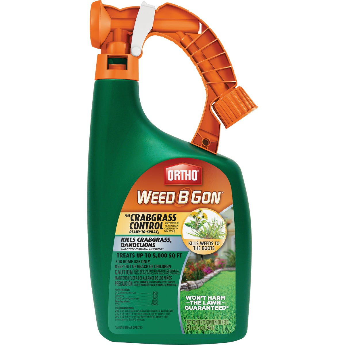 RTS WBG CRABGRASS KILLER - 9994110 by Scotts Company