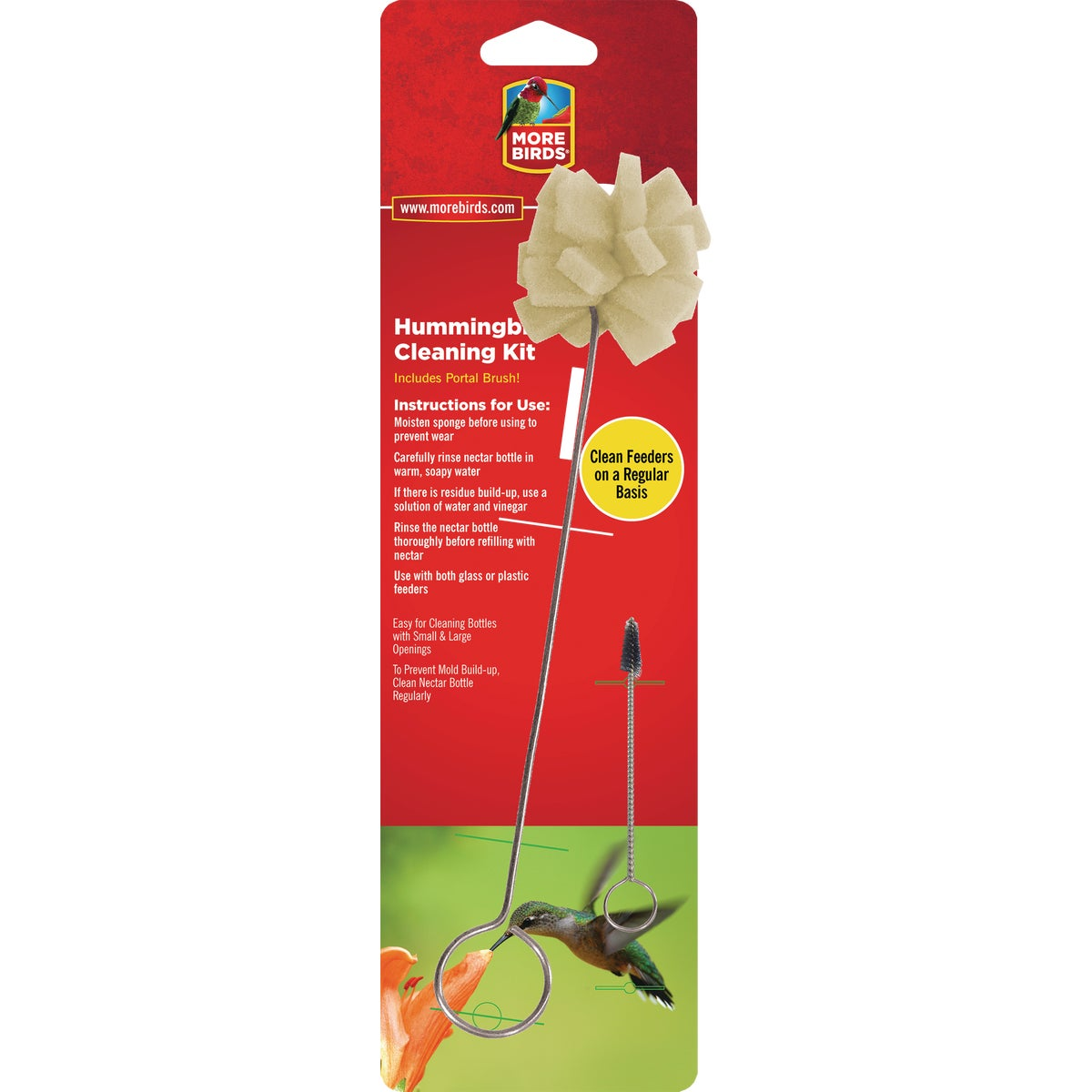 FEEDER CLEANING SPONGE