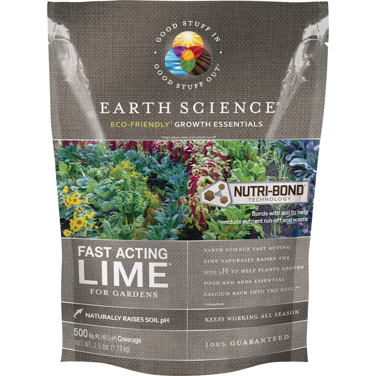 2.5LB GARDEN LIME - 10612-6 by Encap Llc