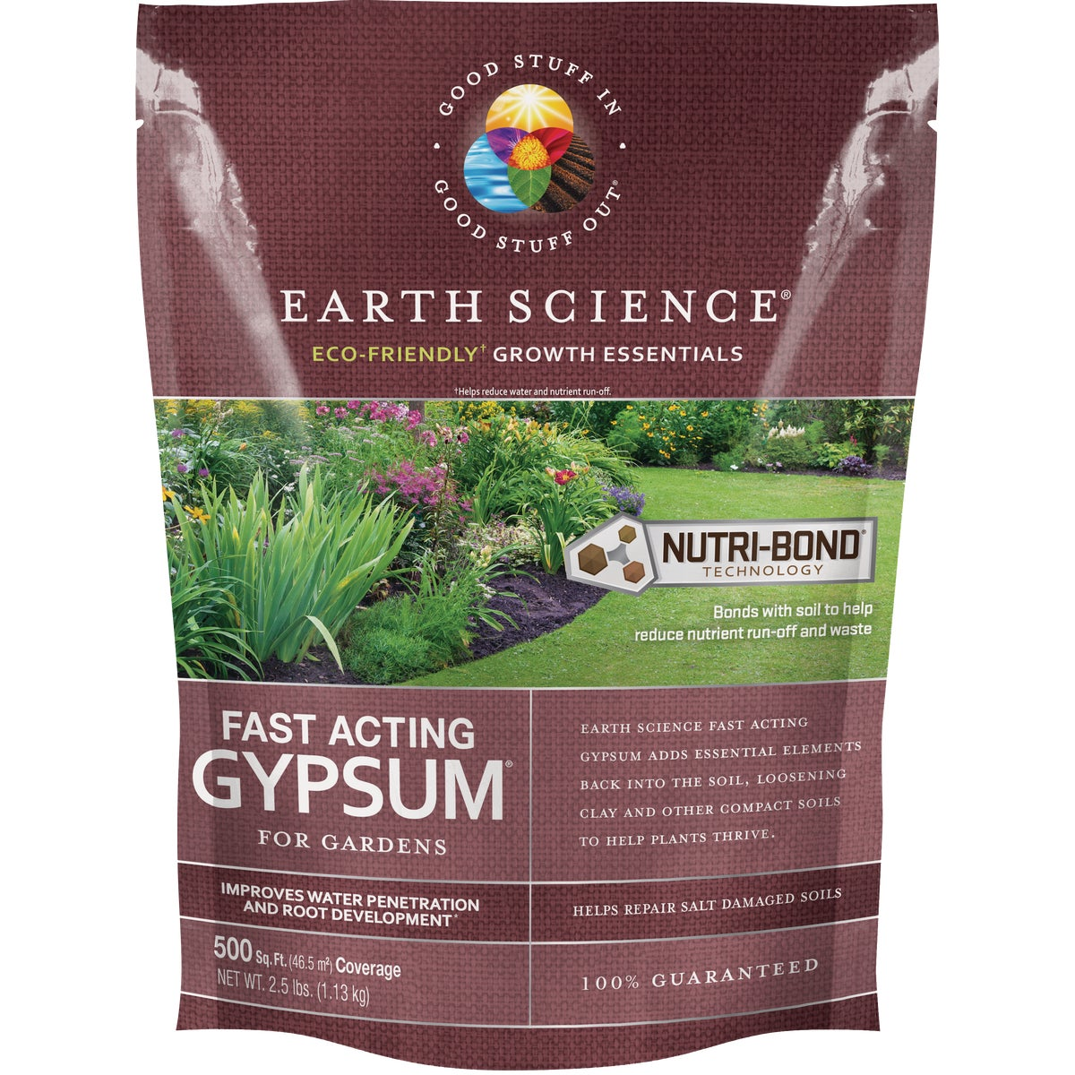 2.5LB GARDEN GYPSUM - 10613-6 by Encap Llc