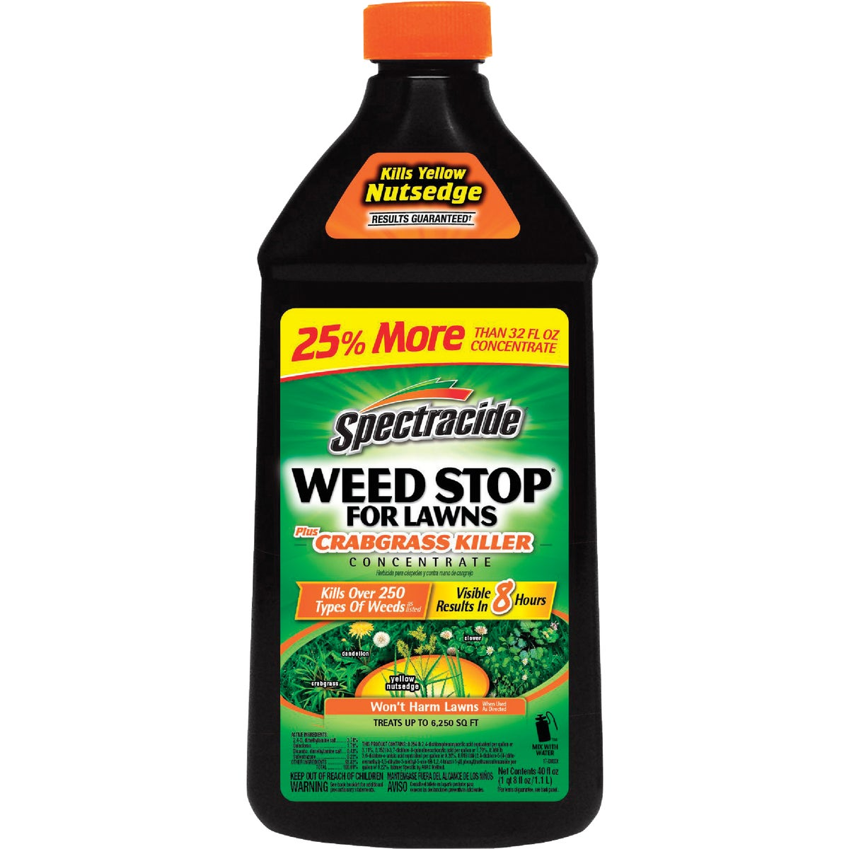 32OZ CONC WEED STOP&CRAB - HG-96393 by United Industries Co