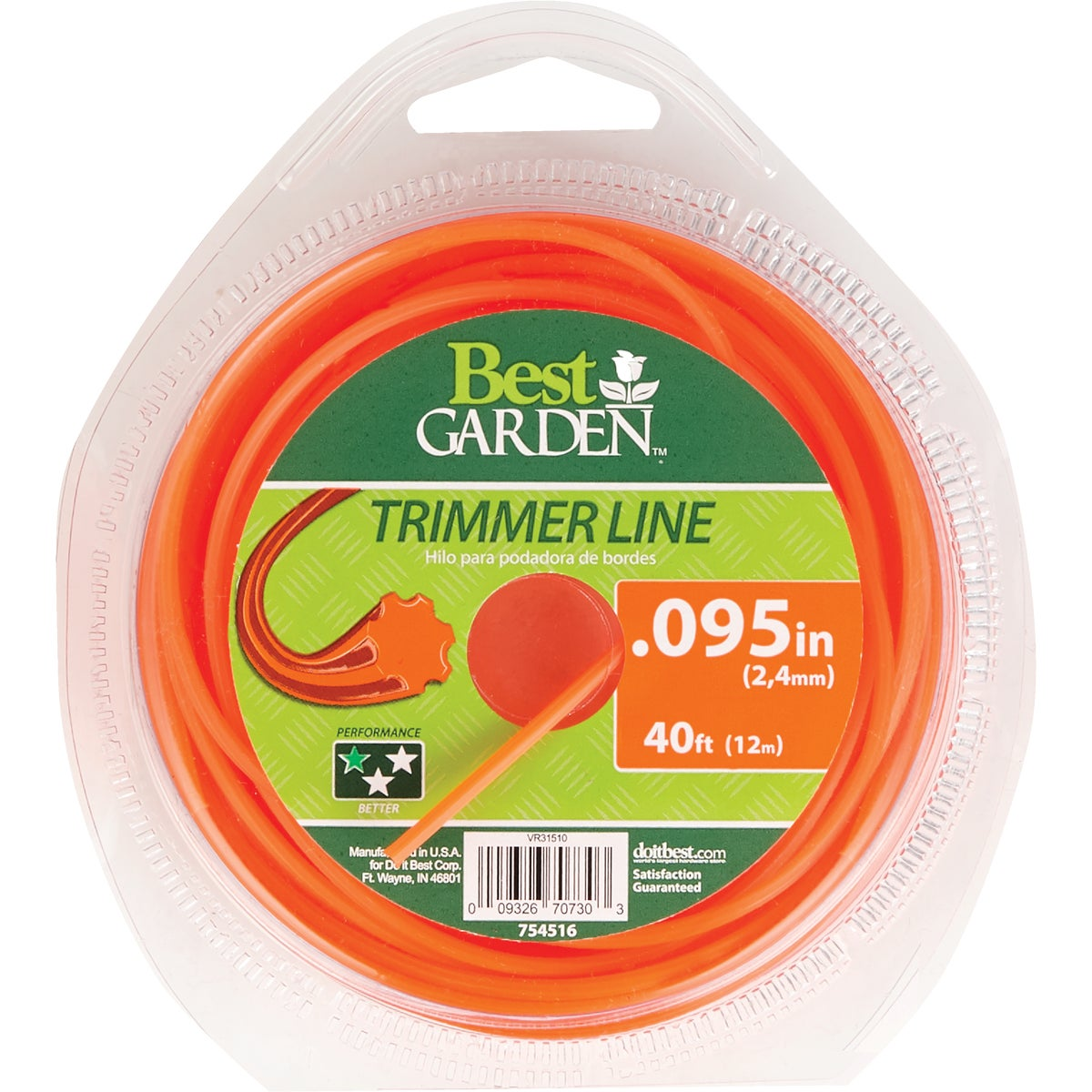 .095 40' TRIMMER LINE - 16250 by Shakespeare Mono