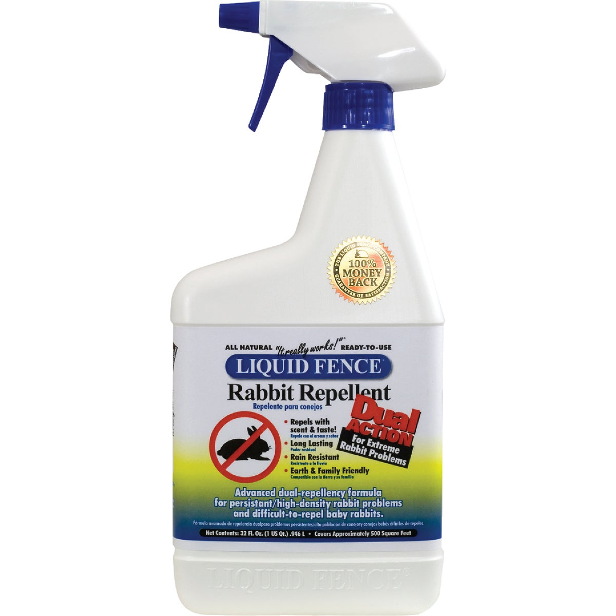 QT LF RABBIT REPELLENT - 212 by Liquid Fence Co Inc