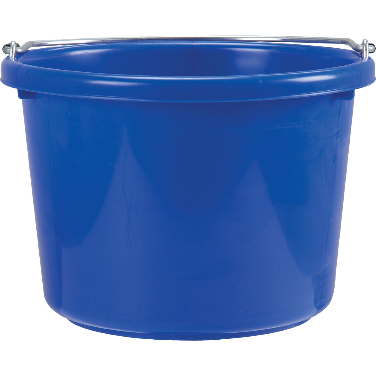 8QT BLUE POLY BUCKET