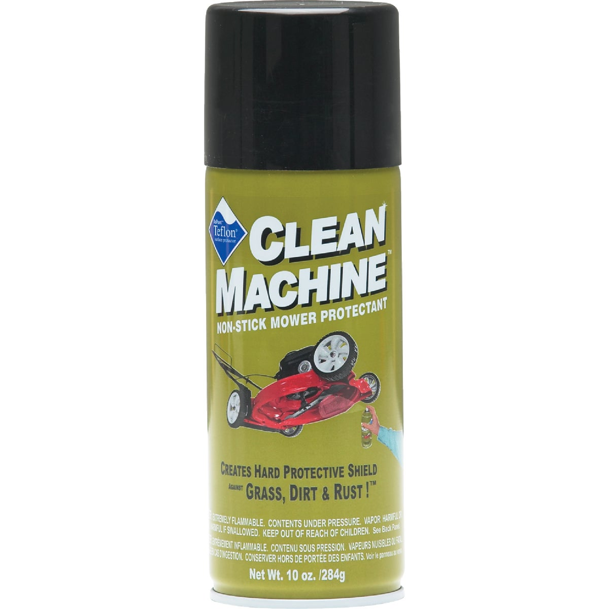 NON-STICK MOWER SPRAY