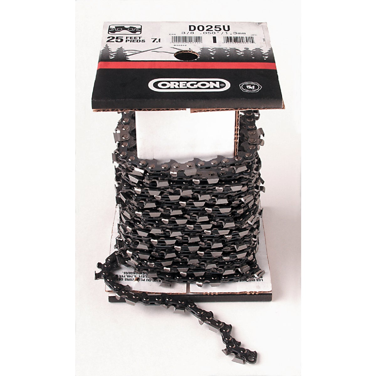 25' REEL BULK SAW CHAIN - D025U by Oregon Cutting Systm