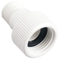 PVC Irrigation Hose-To-Pipe Fitting, 53365