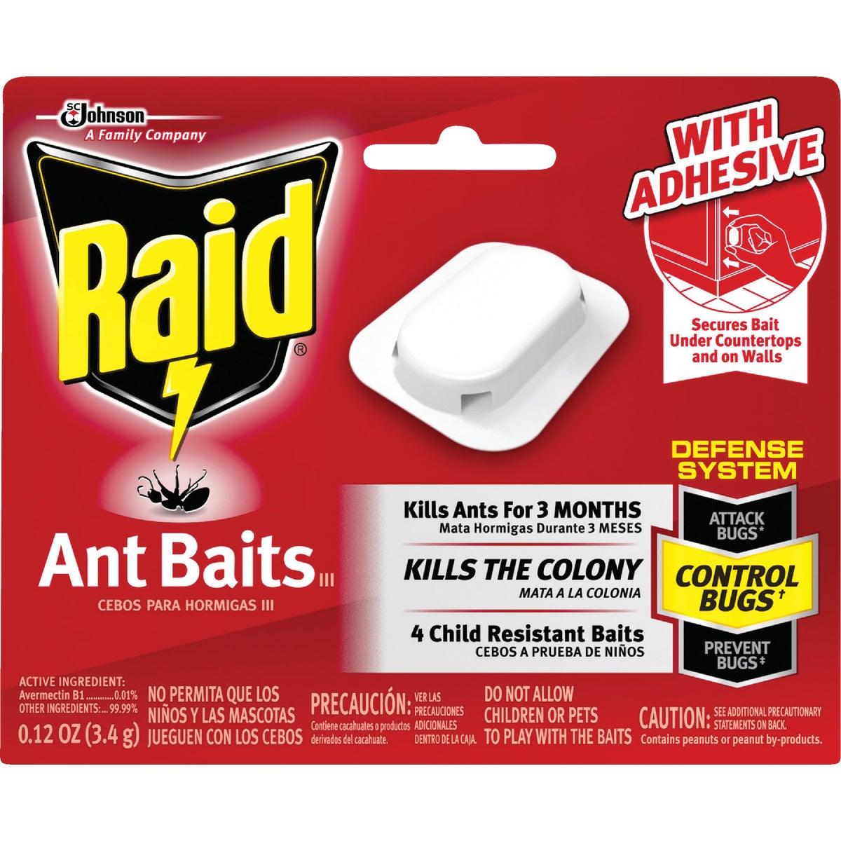 4 ANT BAITS - 71478 by Sc Johnson