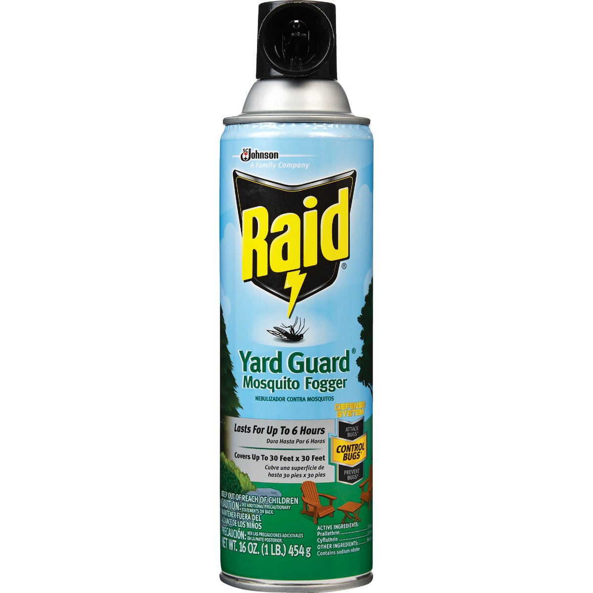 YARD GUARD BUG SPRAY - 1601 by Sc Johnson