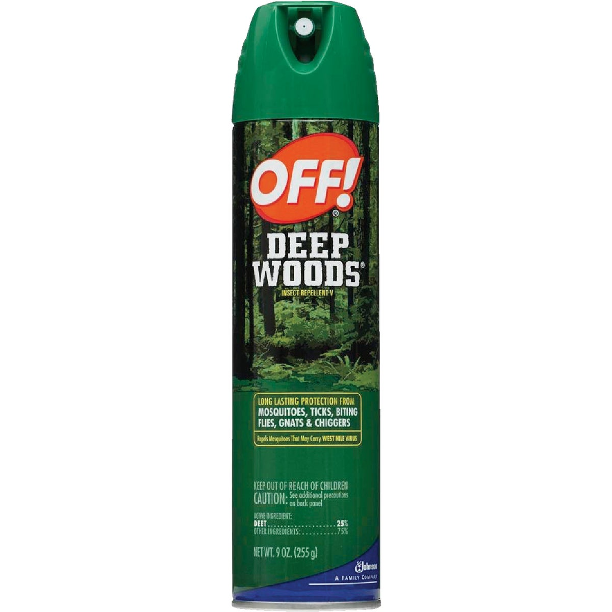 DEEP WOODS BUG REPELLENT - 22930 by Sc Johnson