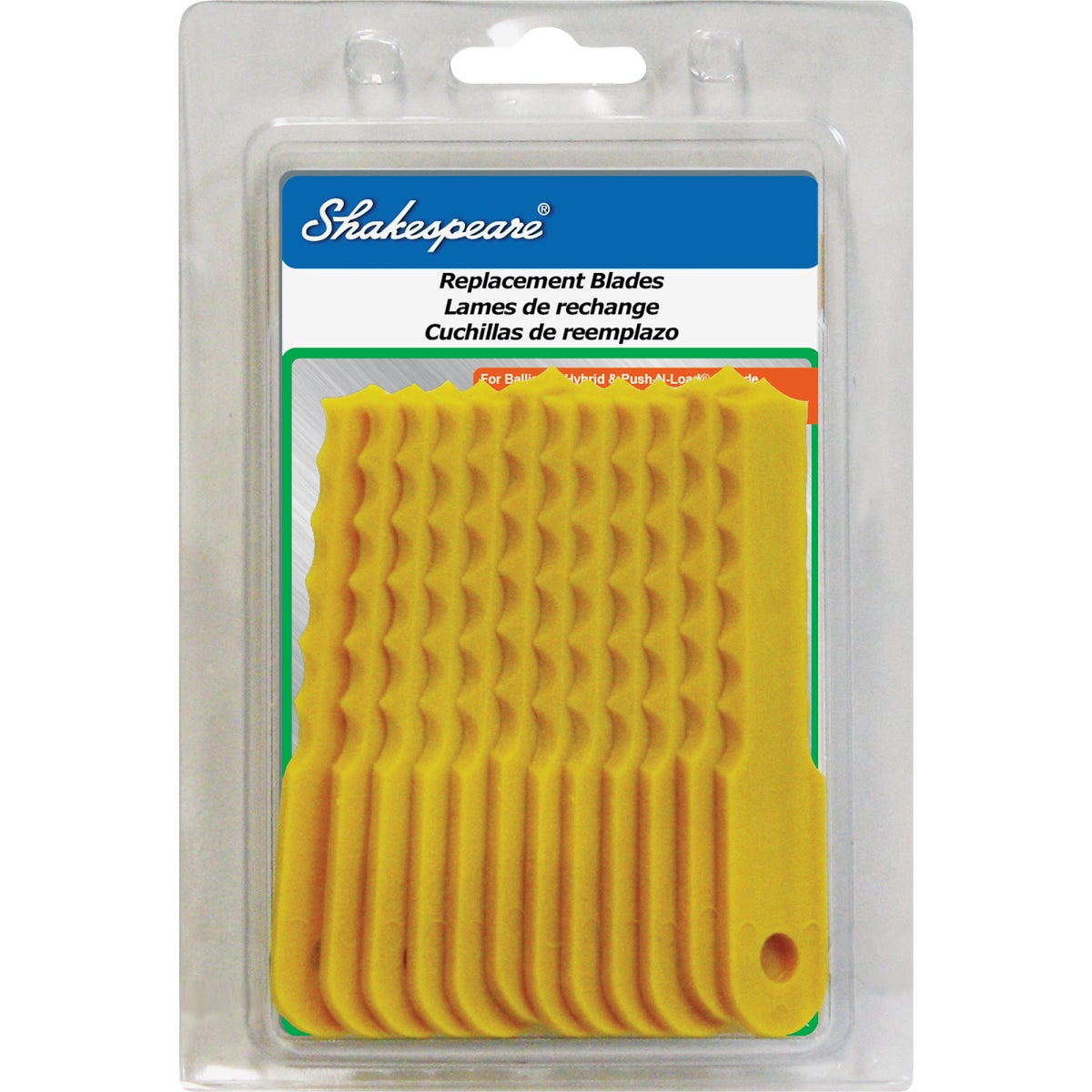 REPL TRIMMER BLADES - 70283 by Shakespeare Mono