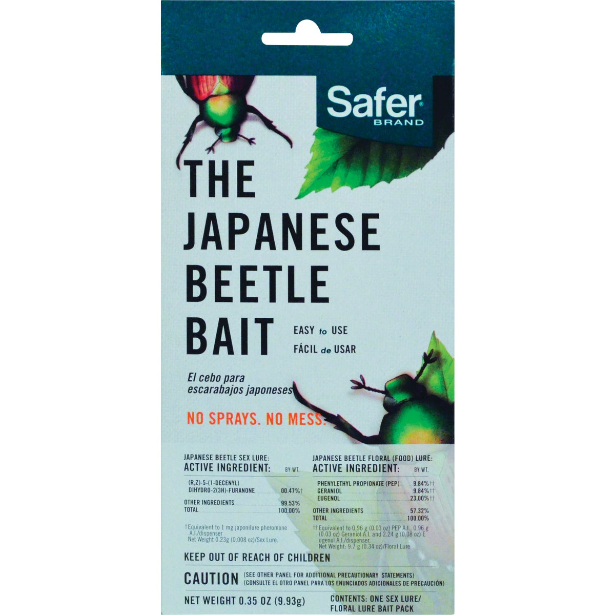 JAPANESE BEETLE BAIT - 70006 by Woodstream Corp