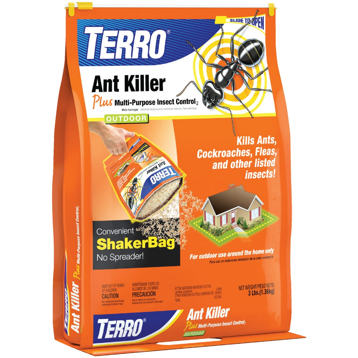 OUTDOOR PLUS ANT KILLER - T901-6 by Woodstream Corp