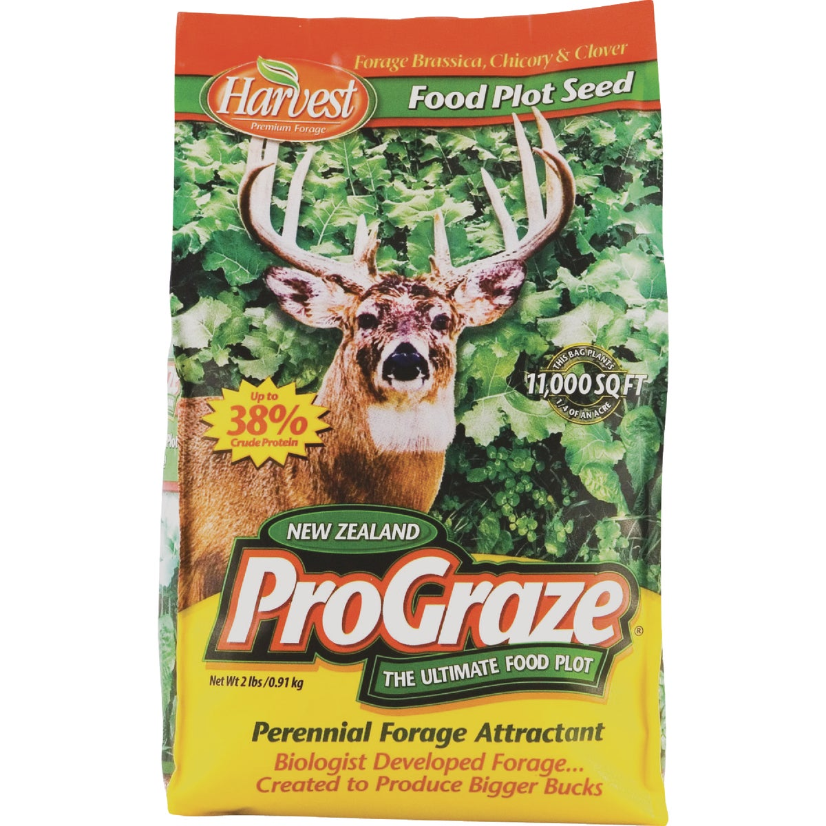 2LB BAG PRO GRAZE - 70200 by Evolved Habitats