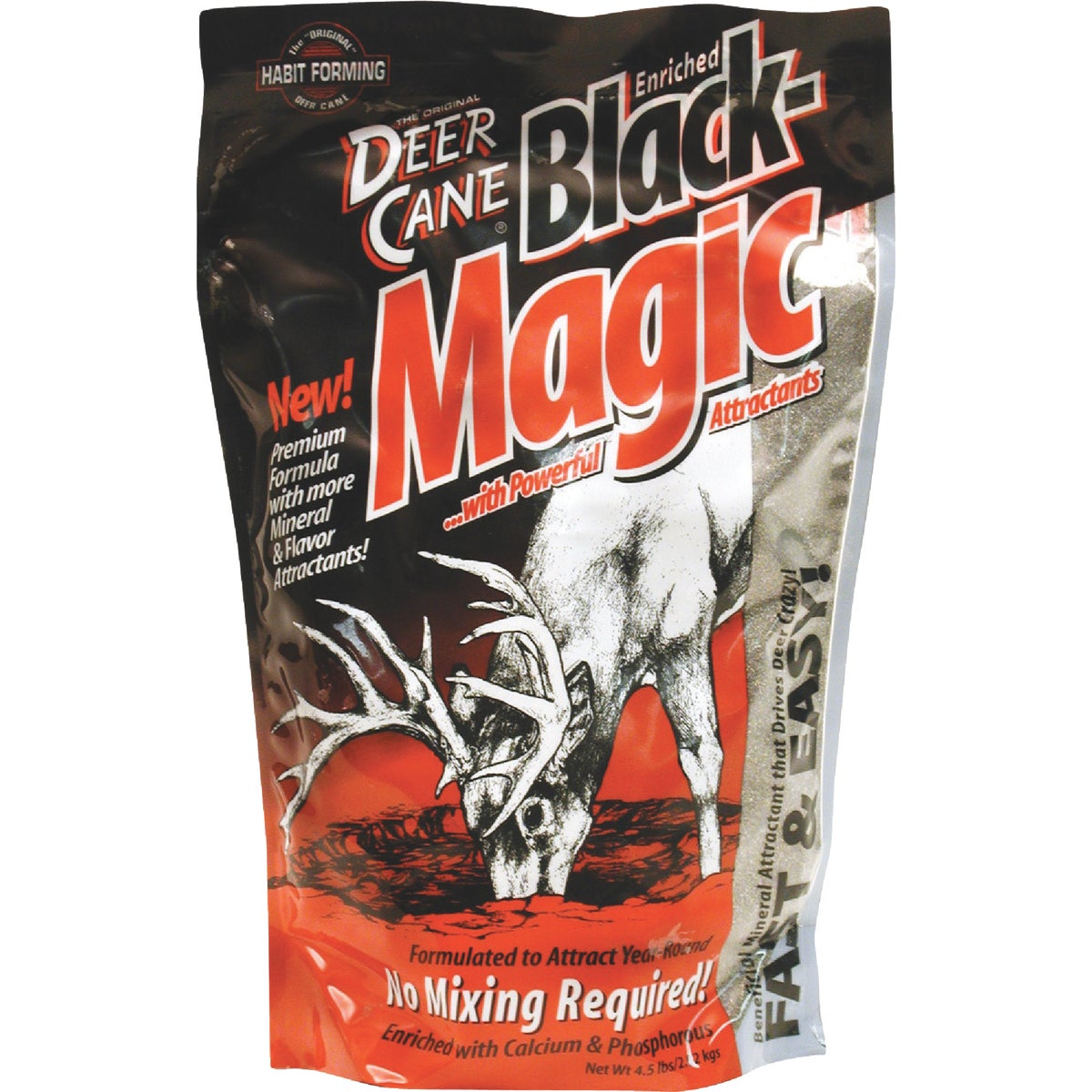 BLACK MAGIC DEER CANE