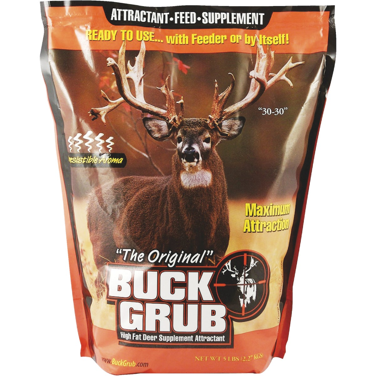 5LB BUCK GRUB - 40506 by Evolved Habitats