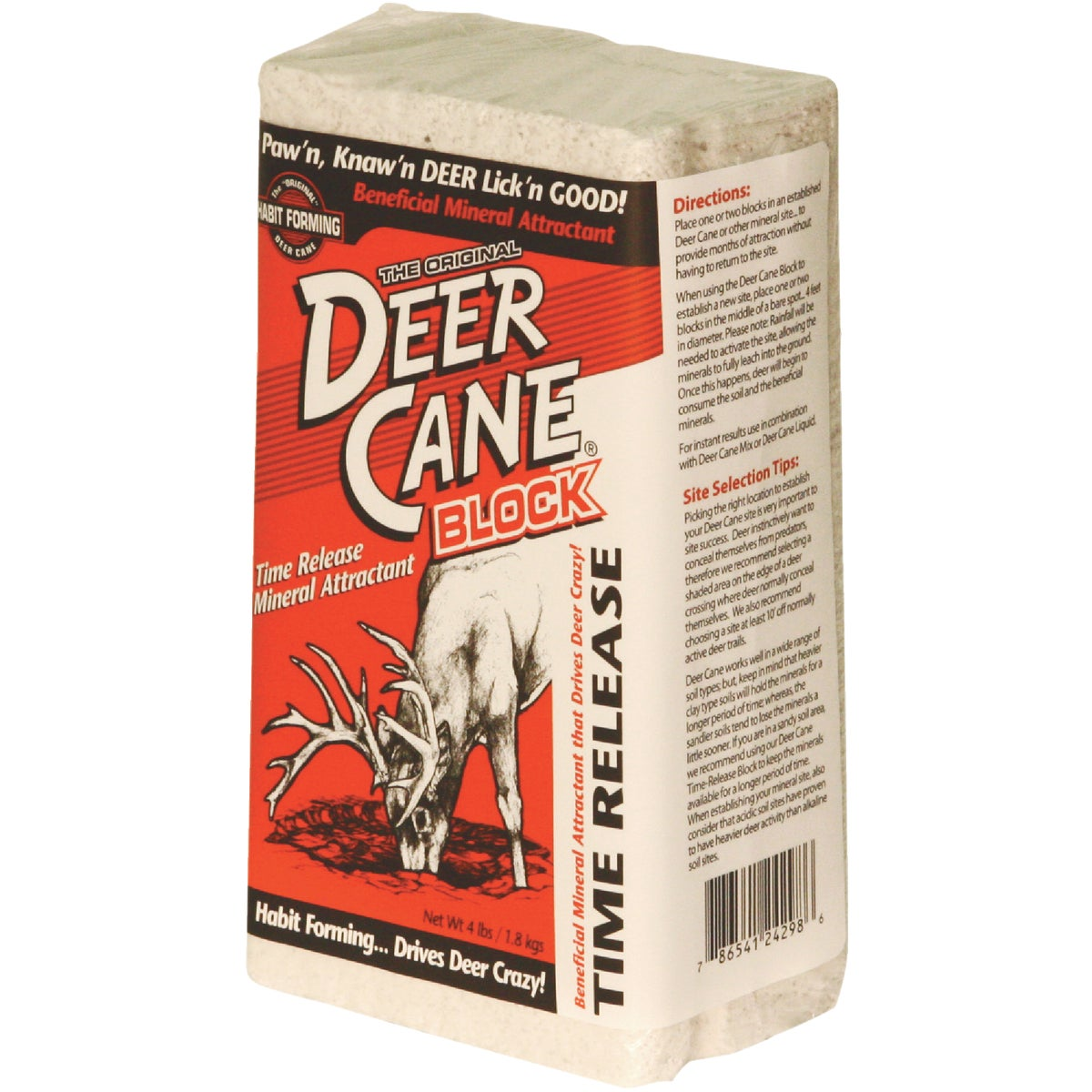 DEER CANE BLOCK - 24298 by Evolved Habitats
