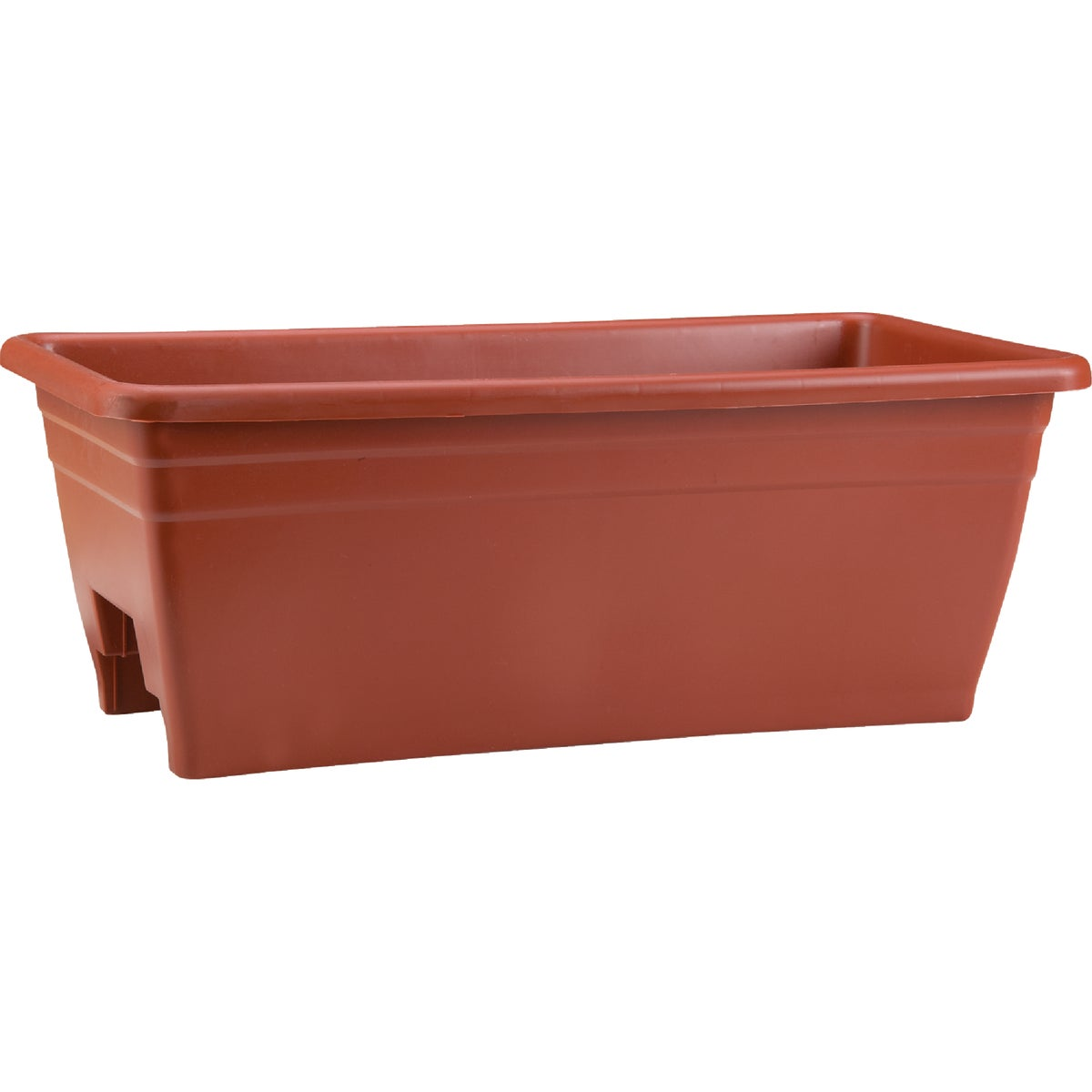 T COTA DECK/RAIL PLANTER - SPX24DBOE24 by Myers Industries Inc