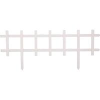 Cape Cod Decorative Border Fence, 38532