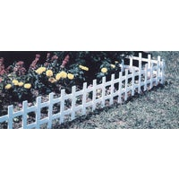 Plastic Cape Cod Fence