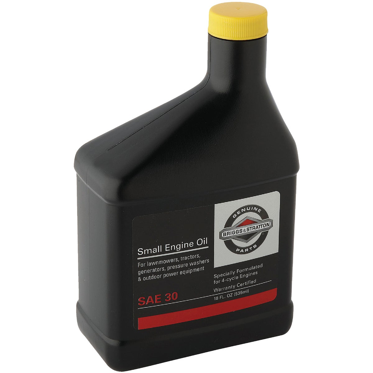 18OZ 4-CYCLE 30W OIL - 100005DIB by Centrl Pwr Sys/brigg