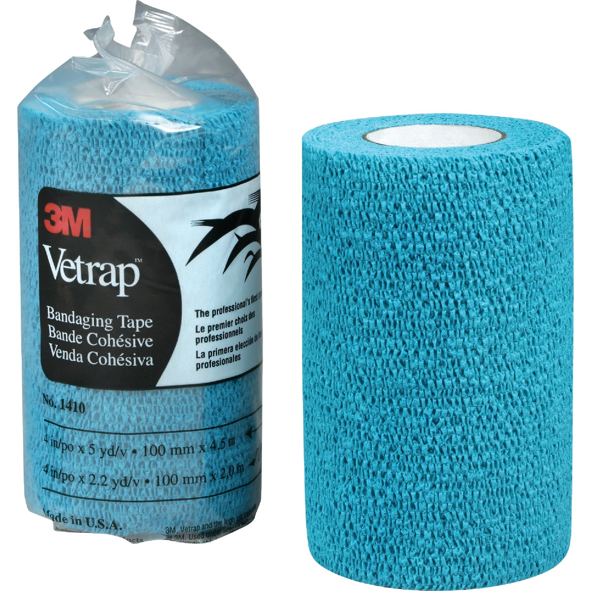 "4"" BLUE VETRAP - 1410B by 3m Co"