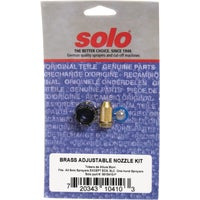 Brass Nozzle Kit