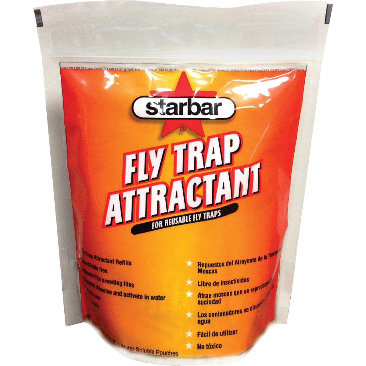 2PK FLY ATTRACT REFILLS