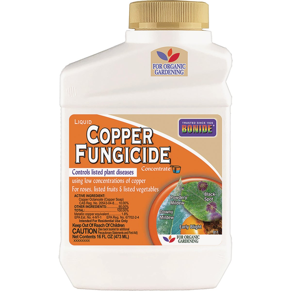 COPPER FUNGICIDE - 811 by Bonide