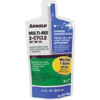Arnold Multi-Mix 2-Cycle Motor Oil, OL-232-OM