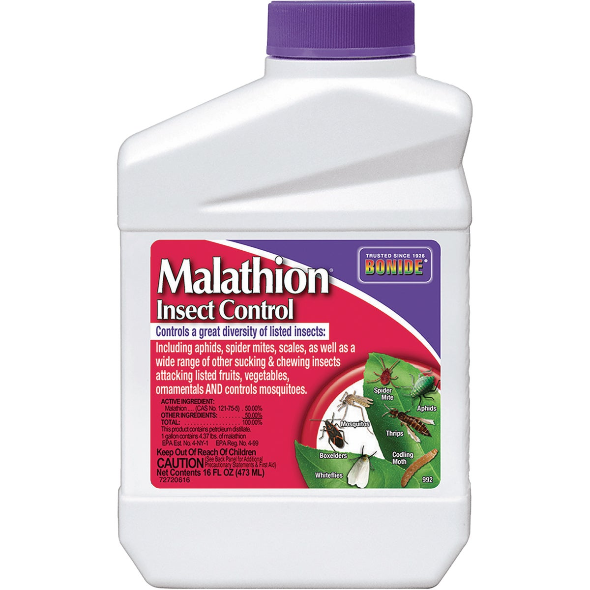 PT CONC MALATHION SPRAY - 992 by Bonide